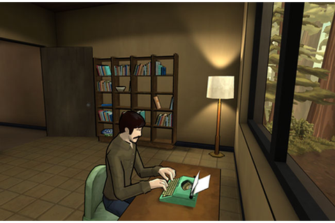 The Novelist Game Allows You To Play As A Mysterious ...