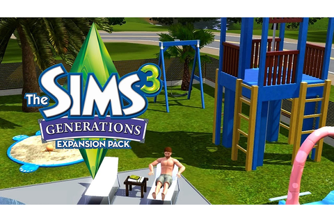The Sims 3: Generations - Free Full Download | CODEX PC Games