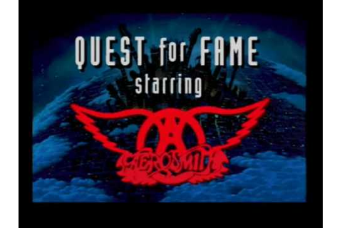 Quest For Fame (Aerosmith) - The Movie (1) - YouTube