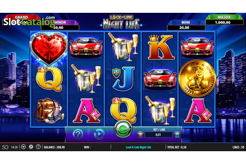 Lock it Link Night Life Slot ᐈ Claim a bonus or play for free!