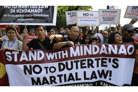 Martial law across Philippines would bring abuses: retired ...