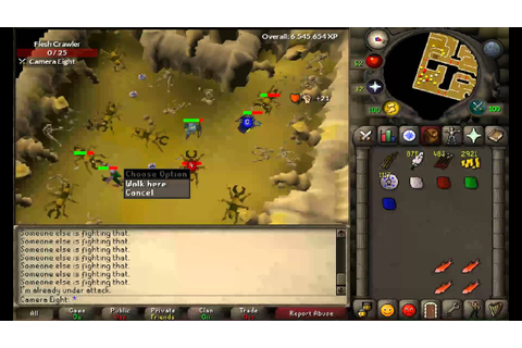 Old School RuneScape - gameplay #1 - YouTube