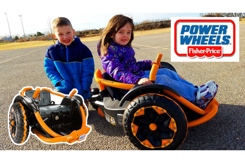 Power Wheels Wild Thing Ride On Car for Kids Toy Car for ...