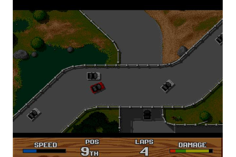 Super Cars 2 Download (1991 Amiga Game)