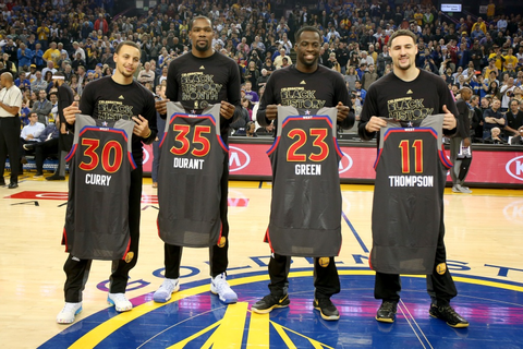 Golden State Warriors All-Stars roasted on Twitter for ...
