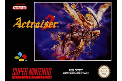 ActRaiser 2 (SNES portable) - Jurassic Game PC