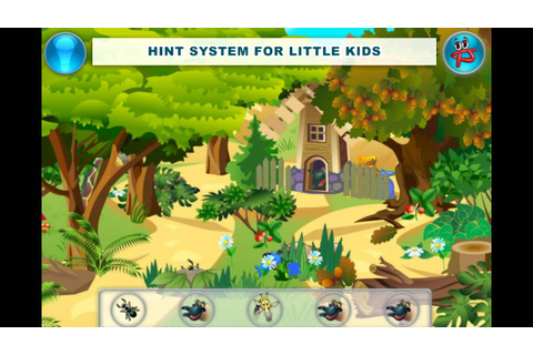 Play Free Hidden Object Games for Kids - Animal Hide and ...