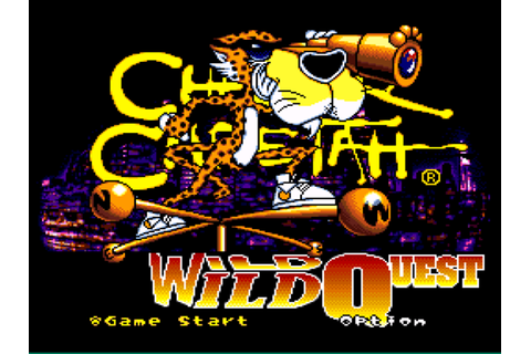 Chester Cheetah: Wild Wild Quest Screenshots | GameFabrique