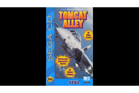Tomcat Alley / Sega CD - YouTube