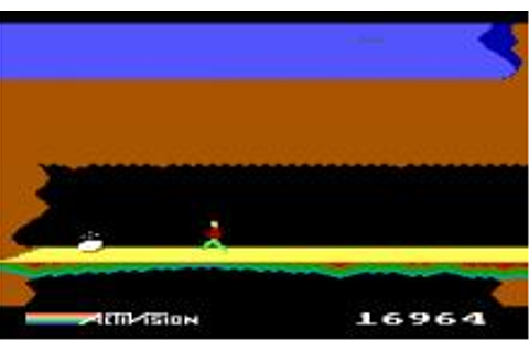 Pitfall II: Lost Caverns Download (1984 Arcade action Game)