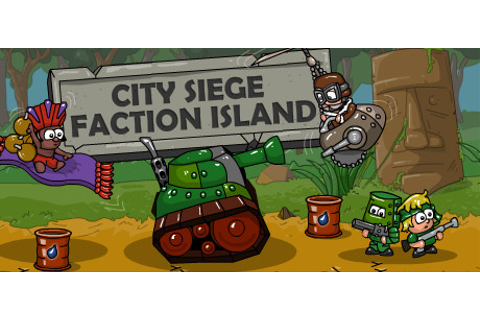 City Siege Factions on Steam