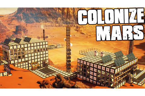 ROKH - COLONIZE MARS! INSANE NATURAL DISASTERS - ROKH ...