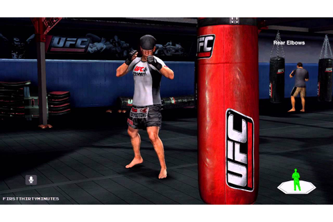 UFC Personal Trainer Gameplay [KINECT/MOVE/WII] (720p HD ...