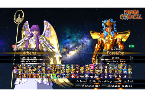 descarga Juegos mega pc: Saint Seiya Soldier's Soul ...
