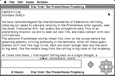Download Star Trek: The Promethean Prophecy - My Abandonware