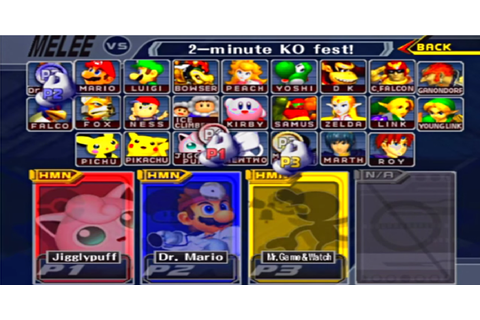 Super Smash Bros: Melee – The Girl, The Console and The ...