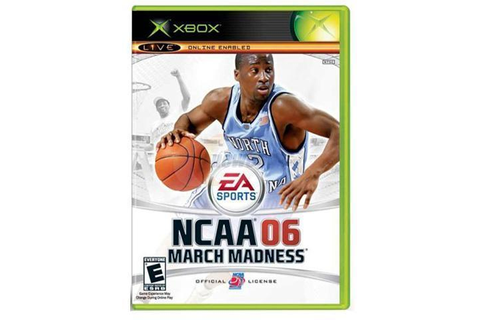 NCAA March Madness 06 XBOX game EA - Newegg.com