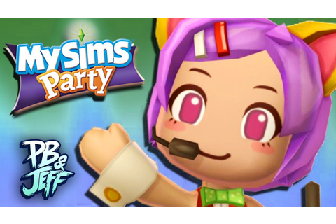 THIS IS DUMB! - MySims Party (Part 2) - YouTube