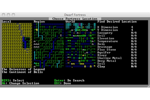 "Dwarf Fortress: ""perhaps the most complex video game ever ..."