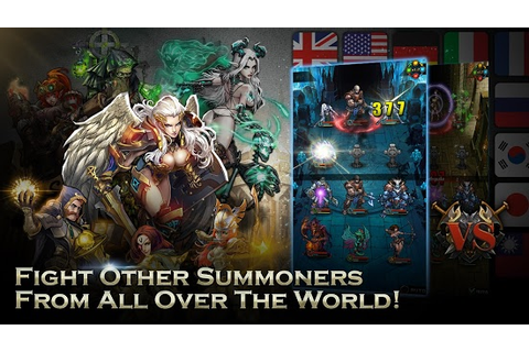 Game of Summoner » Android Games 365 - Free Android Games ...