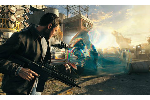 Quantum Break review reveals game is made of disappointing ...