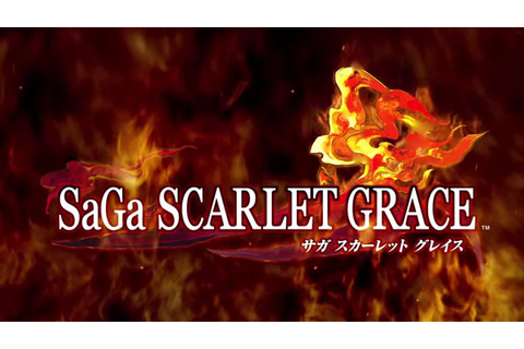 SaGa: Scarlet Grace launches for PS Vita in Japan in 2016 ...