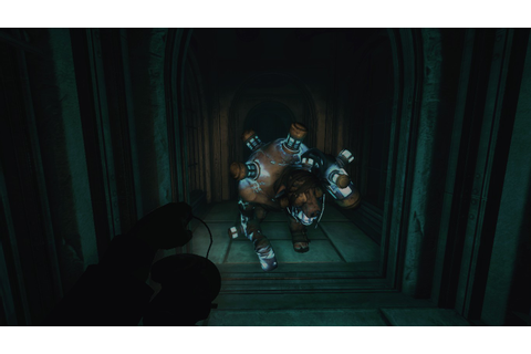 200 Games, 200 Words: 6 – Amnesia: A Machine For Pigs ...