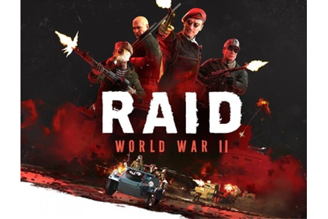 RAID World War II (Video Game) - TV Tropes