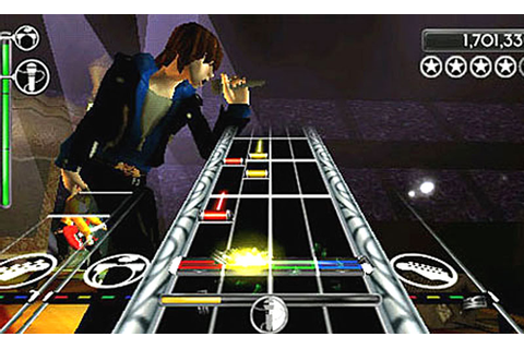 Rock Band Unplugged › Games-Guide