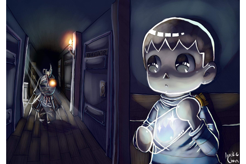 Gregory Horror Show and Animal Crossing Crossover ...