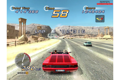 Could Outrun 2 have worked on the Nintendo GameCube in the ...