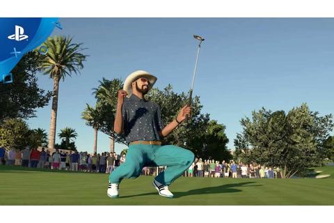 PGA Tour 2K21 Gameplay Unveiled In New Video - PlayStation ...