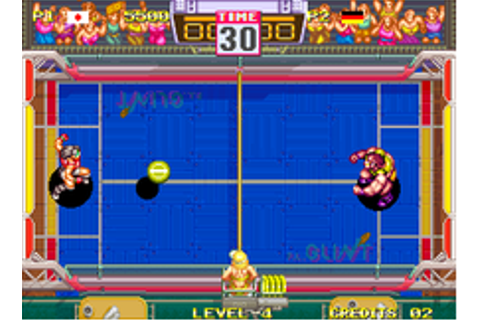 Windjammers (video game) - Wikipedia