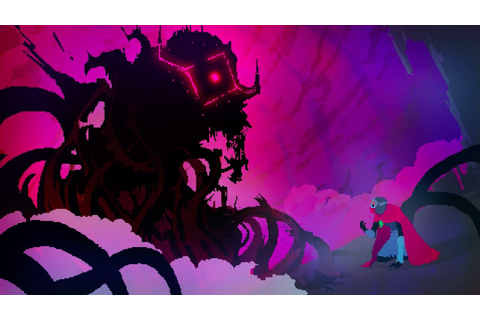 FINAL BOSS Ending | Hyper Light Drifter [P3] - YouTube