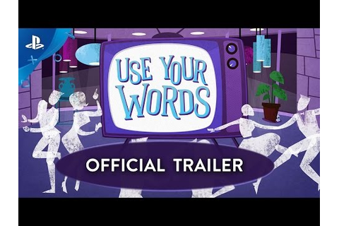 Use Your Words Game | PS4 - PlayStation