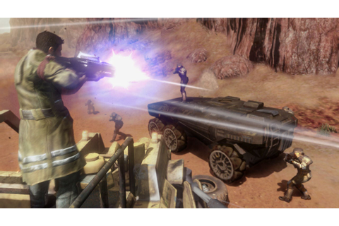 Red Faction: Guerrilla Gets Free 'Steam Edition' Update On ...