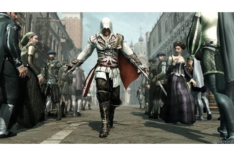 Assassin's Creed II: Another Game Done Mostly Right | Lady ...