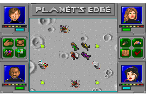 Download Planets Edge | Abandonia
