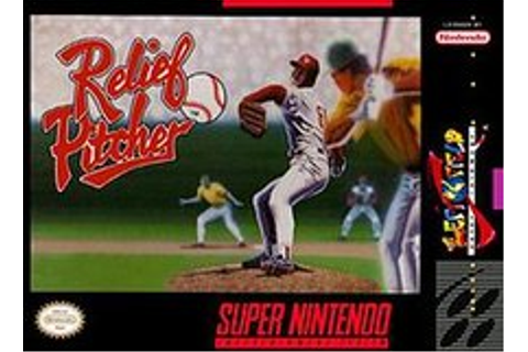 Relief Pitcher (video game) - Wikipedia