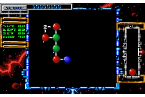 Download Atomino puzzle for DOS (1991) - Abandonware DOS