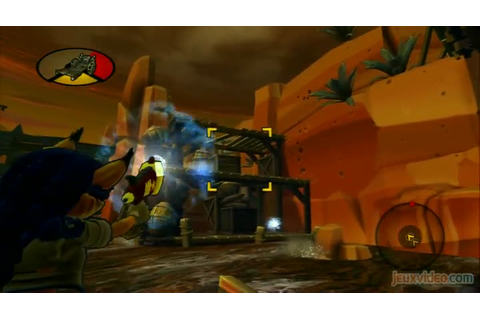 Gameplay Sly Cooper : Voleurs à travers le Temps : Far ...