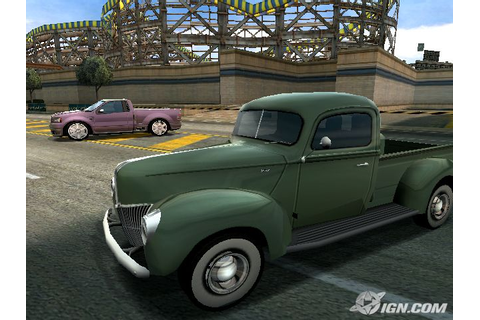 Ford vs. Chevy Screenshots, Pictures, Wallpapers - Xbox - IGN
