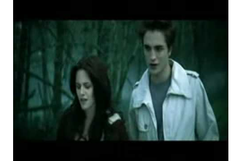 Twilight Deleted Scenes - YouTube
