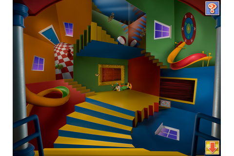 Amazon.com: Scholastic I Spy Fun House [Old Version]: Software