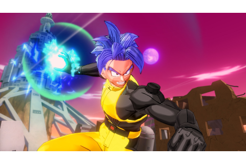Dragon Ball XenoVerse (PS4 / PlayStation 4) Game Profile ...