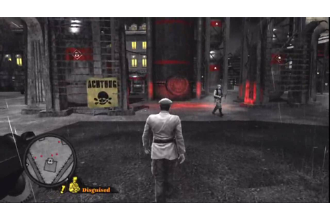The Saboteur Gameplay Xbox 360!! Nice one... - YouTube