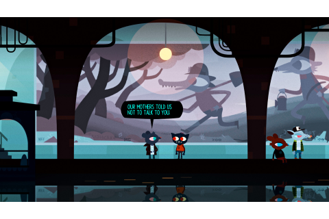 Spooky Indie Game 'Night In The Woods' Release Date ...