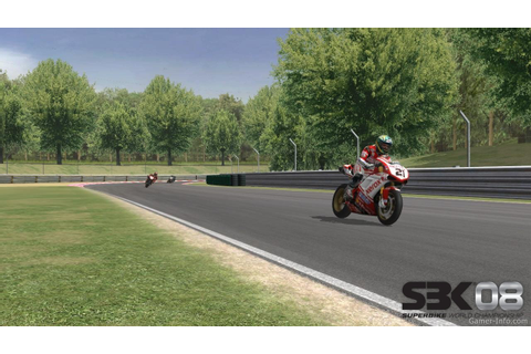 SBK-08: Superbike World Championship (2008 video game)