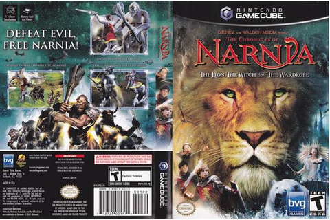 Chronicles of Narnia ISO
