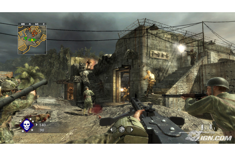 Call Of Duty - World At War PC Game Download Free Full Version